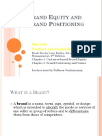 brand equity dissertation