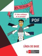 Diptico Linea Base