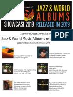 JazzWorldQuest-Showcase 2019 Streaming