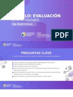 ¿Qué es la evaluación de aprendizajes_