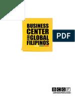 BCGF Corporate Profile 2019