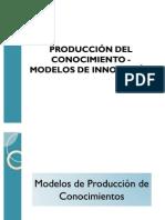Produccin Del Conocimiento Modelos de Innovacin 1218239128933859 8