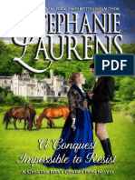Stephanie Laurens - Cynster 27 - A Conquest Impossible to Resist.epub