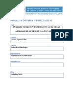 Análisis teórico y experimental de vigas armadas de acero de canto variable.pdf