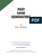 Fast Cash Generators.pdf