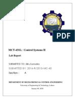 LAB Report Of CSII.docx