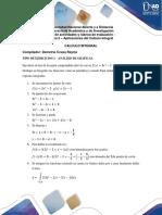 Problemas Resueltos de Aplicaciones Del Calculo Integral UNAD-Ccesa007