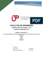 Informe geologico evaluacion de tuneles  UTP