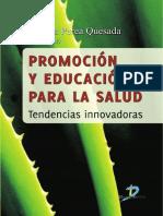 Promocion y educacion para la salud. Tendencias innovadoras.pdf