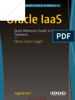 Oracle IaaS Quick Reference Guide to Cloud Solutions