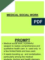 Medical Social Work