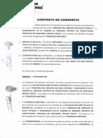 CONTRATO DE CONSORCIO LEGALIZADO