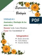 EXP. DE BIOLOGIA 2