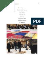 educ 450- lt3- part 2- diversity experiences paper