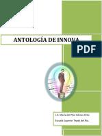 Antología de la materia INNOVA