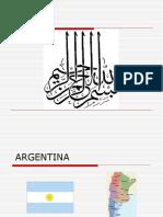 Argentina Ppt