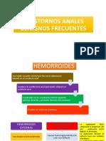 cirugia HEMORROIDs