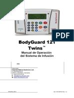 OPERACION body guard 121 revision 1 dic 2015