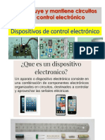 Dispositivos de Control Electrónico