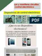 Dispositivos de Control Electrónico Parcial 2