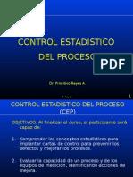 Curso Control Estadistico de Procesos