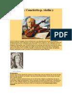 beethoven concierto para violin
