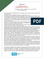 Filippo Boscia, Convegno, Roma, 20-01-2020