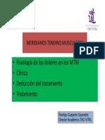 teoria de planos y meridianos tendino musculares planos Nogueira