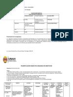 Planificación Anormal I 2° Periodo 2017