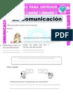 Ficha-Formas-de-Comunicacion-para-Quinto-de-Primaria