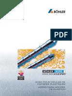 Acero Bohler M390 FSp 03327-453200