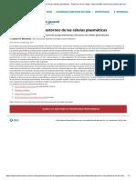 Introducción a los trastornos de las células plasmáticas