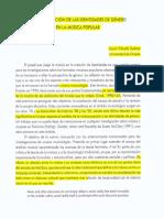 La construcción de las identidades de género en la música popular. Laura Viñuela. Universida de Oviedo.