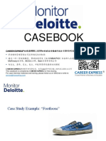 Monitor Deloitte Casebook Consulting Case Interview Book德勤_摩立特咨询案例面试