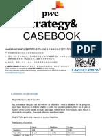 Strategy& PwC Booz Casebook Consulting Case Interview Book思略特_博斯_普华永道咨询案例面试