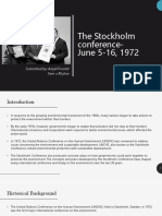 impact of stockholm conference