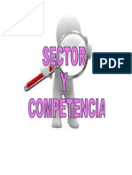 Sectorycompetencia