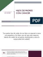 Hijos de padres con cancer