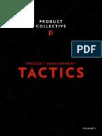 Product Management TACTICS All Volumes