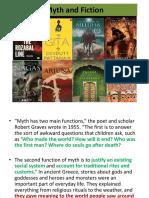 Myth and Fiction (1)