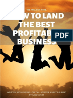 How-to-land-the-best-profitable-business