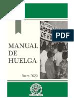 manual de procedimientos huelga