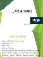 TM 1 PROPOSAL PENELITIAN