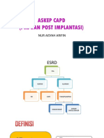 ASKEP CAPD (PRE POST IMPLANT).ppt