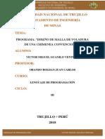 LENGUAJE DE PROGRAMACION INFORME FINAL - GUANILO VENTURA VICTOR