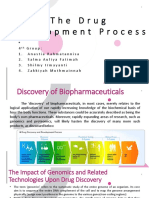 The Drug Development Process