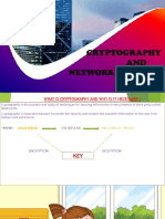 Learn briefly about cryptography and network security