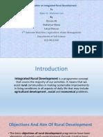 Introduction rural development