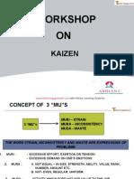 Kaizen Training Module4Arihant