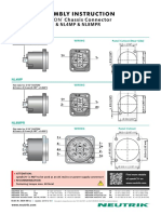 BDA 458 V2 - speakON - NL2MP + NL4MP + NL8MPR
